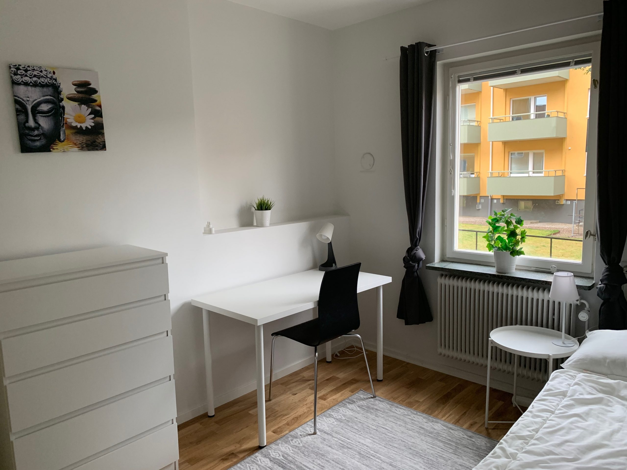 business accommodations, furnished apartment, stay easy